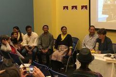 Tibetan Assn Charlottesville VA panel